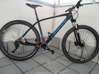 Bicicleta lapierre de carbono