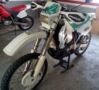 KTM 250 EGS 1991