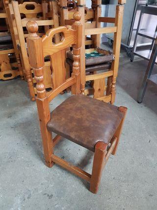 sillas madera para bar