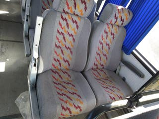 se venden asientos de autobús