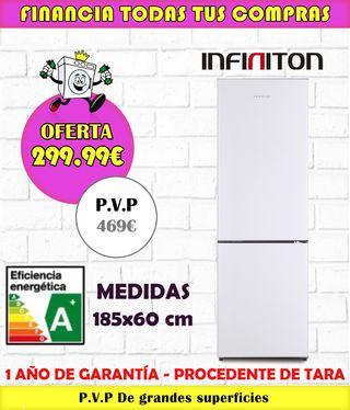 FRIGORIFICO INFINITON A+ 180X60