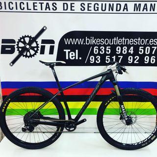 Bicicleta Specialized stumpjumper ht carbon 29