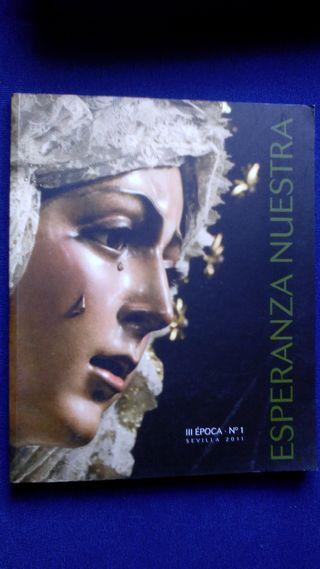Libro Anuario Esperanza Macarena. Año 2011.