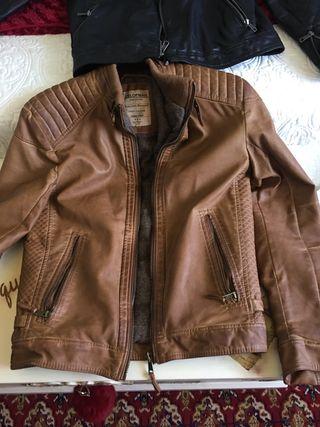 Dos chaquetas polipiel 50€las2