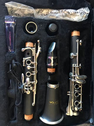 Clarinete Mollër Sib-Bb
