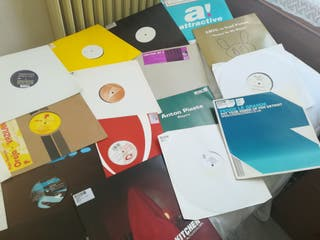 vinilos música electrónica renember