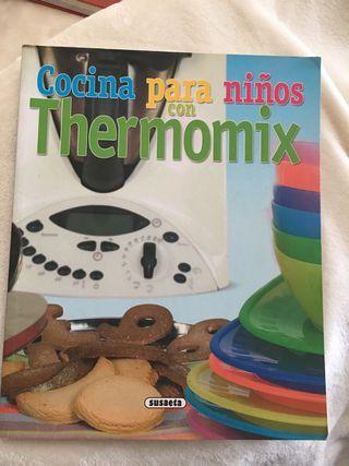 Libro Thermomix niños