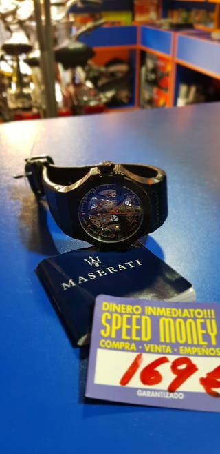 Reloj Maserati Automático
