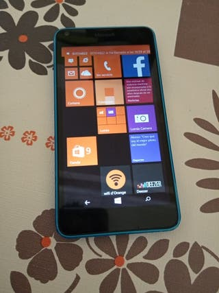 movil microsoft lumia
