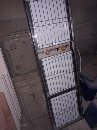 placas calefactoras electricas