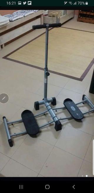 Aparato gimnasia Leg Magic