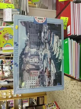 NUEVO. PRECINTADO. puzzle educa 5000 piezas.