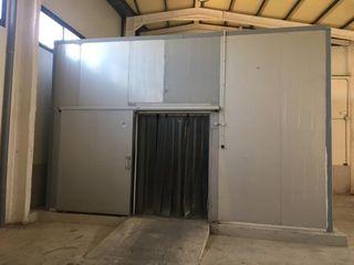 Paneles Cámara frigorífica congelación