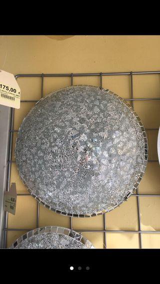 Lámpara plafon de techo mosaico 21w LED OFERTA