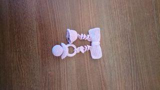 Detalle regalo a crochet para ocasión(ej:bautizo)