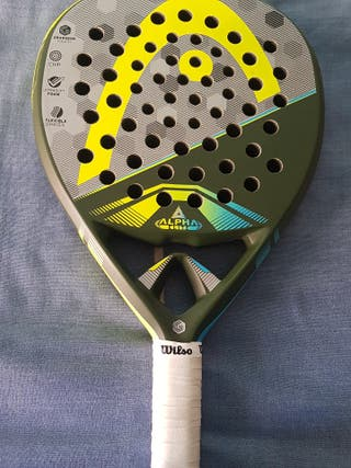 pala de padel head alpha elite