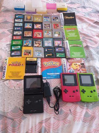 Mega pack gameboy
