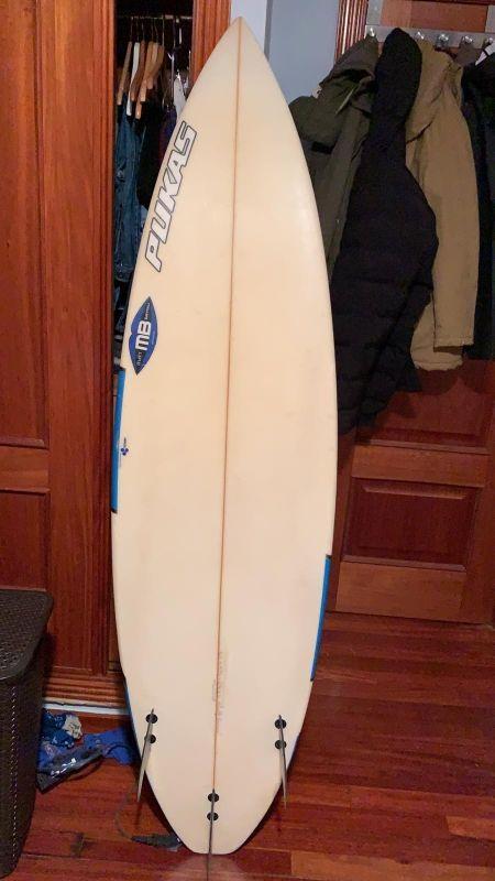 Tabla Surf Pukas 6,2