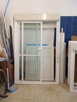 Ventana de aluminio de segunda mano por 70 en sevilla en for Ventanas de aluminio en sevilla