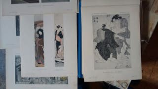 La estampa Japonesa. Siglos XVIII y XIX