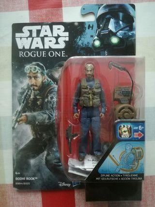 Star Wars figura Bodhi Rook blister