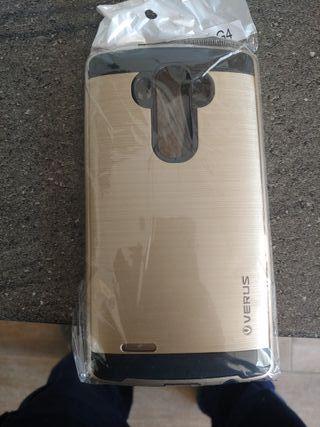 carcasa del LG G4.