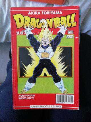 cómic Dragon Ball