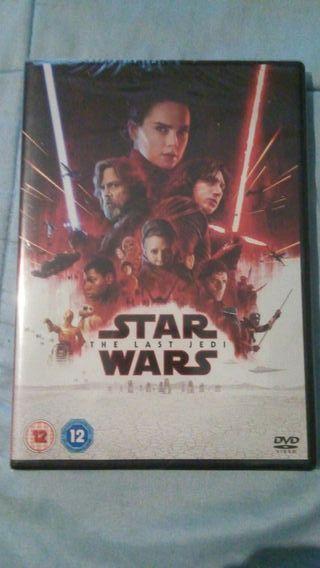 Star Wars Episodio VIII Los Ultimos Jedi