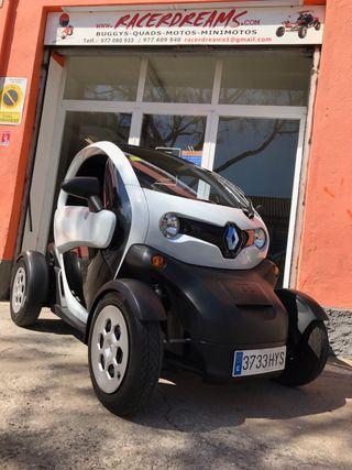 Renault Twizy 80/45 100x100 electrico Demo.