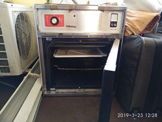 horno y encimera