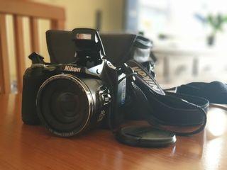 Camara de fotos NIKON COOLPIX L820