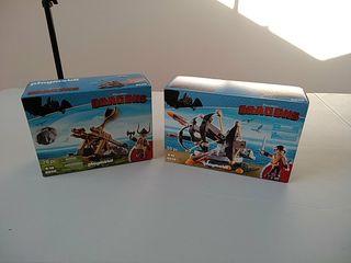 Playmobil 9245 y Playmobil 9249