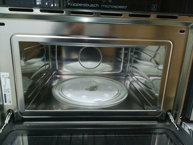 Microondas integrable Kupperbusch