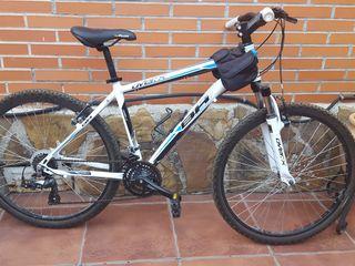 bicicleta BH over X sin uso