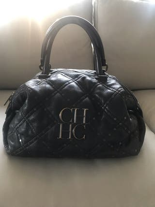 Vendo bolso Carolina Herrera modelo Bowler
