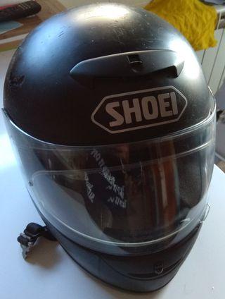 casco moto integral SHOEI RAID T. L