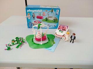 Playmobil 6871. Coche de novios Playmobil