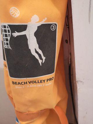 red de volley