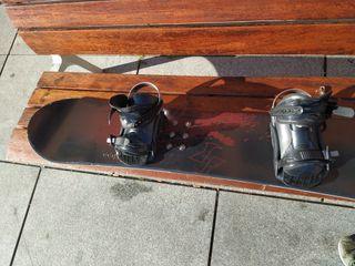 Tabla snowboard Silence.