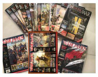 Revistas Wargames + conquest Warhammer