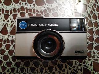 Cámara de fotos Kodak instamatic 255x