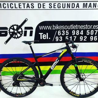 Bicicleta BMC teamelite 02