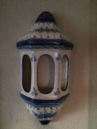 Apliques de ceramica Talavera
