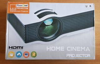 REBAJADO. Proyector. Home Cinema.