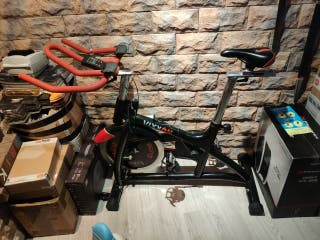bicicleta spinning vixxon