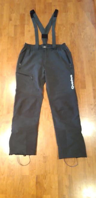 Pantalón Softshell Montaña/esquí
