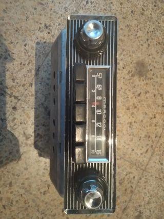 Radio retro marconi