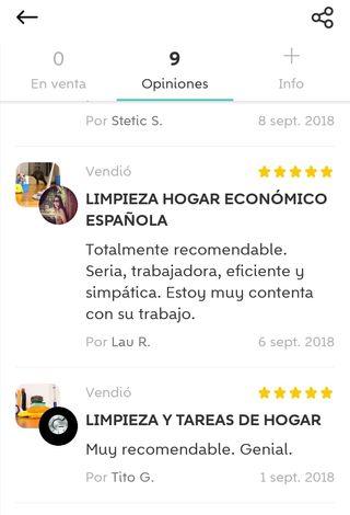 SERVICIOS DEL HOGAR ECONOMICO