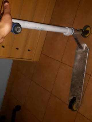 Scooter Freestyle / Patinete + 2 Ruedas