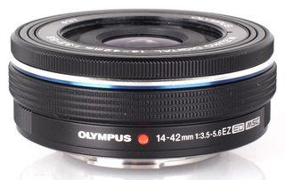 Objetivo Olympus 14-42 EZ Pancake